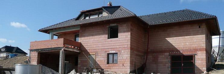 Typové projekty rodinných domů Ostrava