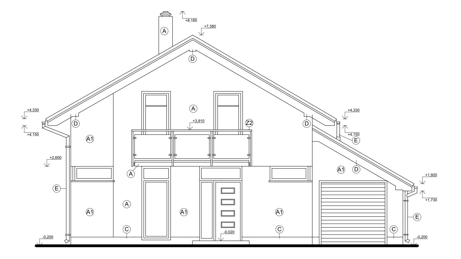 Rodinný dům Praktik 1114, Stará Bělá